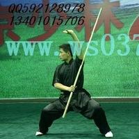 Free shipping Martial arts club shaolin stick qimei gun coarse 3cm length at both ends