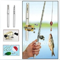 Fish Pen fishing rod pocket fishing rod FISHING ROD IN PEN CASE the same on TV