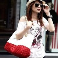 Fashion Chain Lozenge Soft Leather Handbags Women Shoulder Bag Bolsas Handbags Cheap Large Messenger Bag Totes Sac