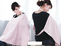Cotton Breastfeeding Cover breast Feeding Blanket Nursing Cape Top cover