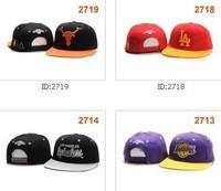 25pcs fashion street headwear 2013 Tisa Snapbacks cotton Hats baseball Sports Atheltics caps ajustable