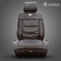 Transparent quality genuine leather car seat four seasons general autumn and winter cushion car mats leather soft comfortable