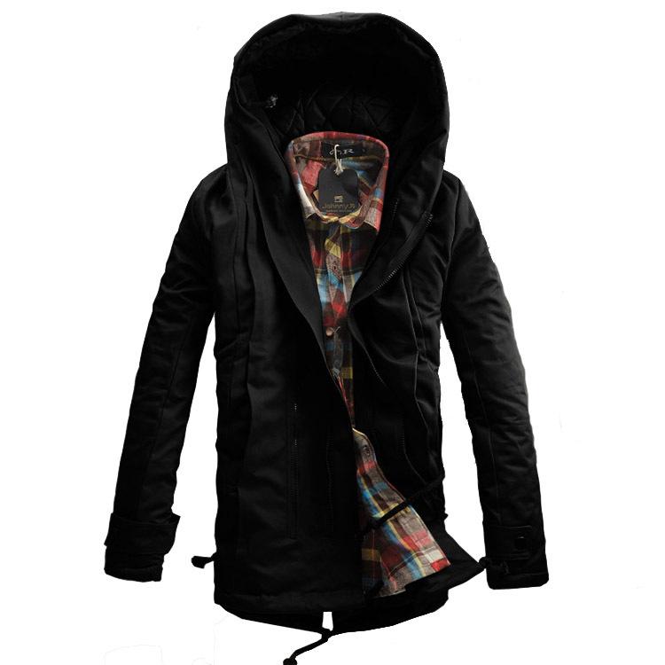 2013-New-Mens-Winter-Military-Coat-Ski-Jacket-Hooded-Parka-Thick