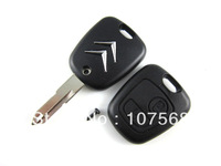 CITROEN 2 BUTTON CAR   KEY SHELL REMOTE FOB CASE C1, C2, C3, C5  206 Key blade