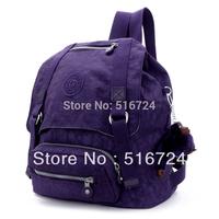 Backpack waterproof nylon casual bag student bag girls backpack