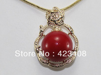 Pendant Necklace Multicolor Sea shell pearl 18K Gold Plated Chain Fashion women jewelry Christmas Gift AAA