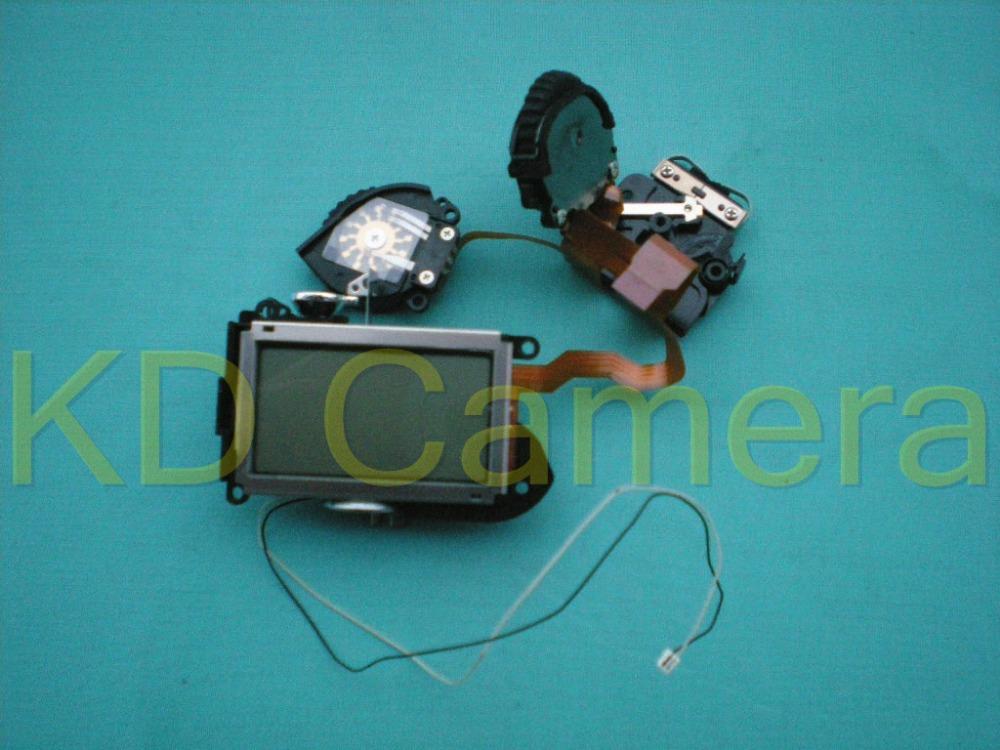 Hongkong Post Free Shipping Small Top LCD Screen Display Assembly Shoulder Screen Unit Replacement For Nikon D7000 Repair Par(China (Mainland))