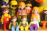 Freeshipping To World 10pcs New 2013 Fashion toys Popular minion dolls plastic boys girls' gift toys,style mix order #3007