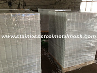 PVC coated welded wire mesh used as air-condition cover