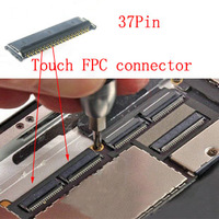 Digitizer FPC Connector for iPad 2 3 4 on Logic Board Touch Screen Flex Free Shipping