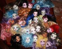 Freeshipping To World 10pcs New 2013 Fashion toys Popular minion dolls plastic boys girls' gift toys head ,style mix order #3011