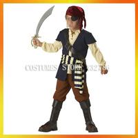 MOQ 1 free shipping quality women pirate costumes  AHCC-3873