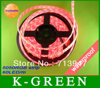hot sales 20m christmas SMD 5050 RGB LED strip light