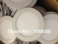 SMD2835 round led panel light 15W 205*20mm hole 220mm wholesale 20pcs/lot DHL free shipping