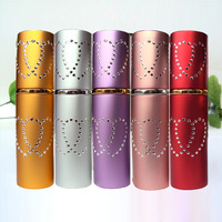 Oct sale ! Free Shipping 60pcs/lot 10ml perfume sprayer atomizer empty perfume bottle High quality perfume spray PB1122