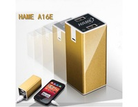 HAME A16E 11200mAh Dual USB Power Bank for for iPhone for iPad Mobile Phone