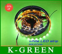 20m white green blue red 3528 led strip light 300LED/Roll non-waterproof DC12V