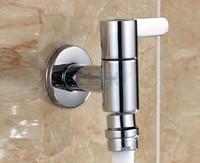 Copper mugo mop pool faucet wall faucet