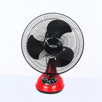Hot Selling Fan 12-inch iron mesh clover home desktop fan rechargeable fan energy storage power fan