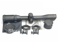 5th Gen 2-7x32 SCP-2732ML1 Rifle Scope, Red Green Illuminated Mil-Dot Reticle, 1/4 MOA, 1 inch Tube