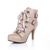 2013 New hot Arrival high heel shoes fashion boots for Women  boots winter snow boots  free shipping