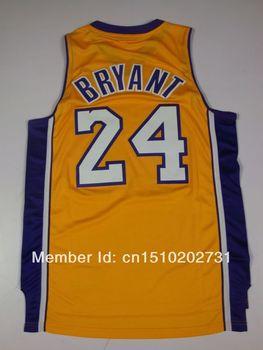 cheap Los Angeles Kobe #24 mens retro Christmas Bryant basketball jersey Stitch sew embroidery logos cutomize home white purple