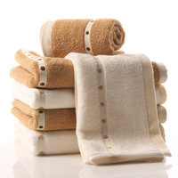 100% cotton wash towel washcloth water-absorbing soft lovers design towel hot-selling Christmas Gift