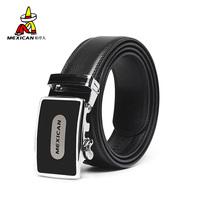Cowhide belt automatic buckle belt pidai yaodai male casual genuine leather waist belt