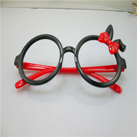Wholesale and retail, free shipping  beautiful children's cartoon glasses