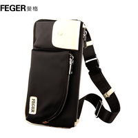 Waist pack male casual waist pack male outdoor sports bag chest pack shoulder bag man bag