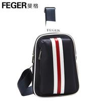 Feger 2013 male waist pack male chest pack lovers female shoulder bag messenger bag man bag