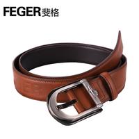Male strap male business casual pin buckle trend cowhide waist belt