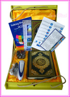10pcs/lot Muslim Holy Koran read pen Quran Player Al Koran al Karim Koran Reader MP3 M9 Free shipping by DHL