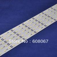 SMD 5630 100pcs/Lot 72 Leds 1M DC12V Bright Color Rigid Strip Led Bar Light tube DHL Free Shipping