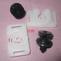 Free shipping Original 6 cc free steps leaps passat touran has cord lock door panels door clip,20 pieces/lot