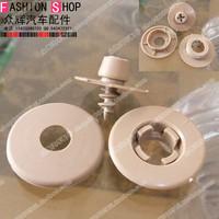 Free shipping ,20 pieces/lot,Vw mat carpet cord lock clip bora steps leaps cc touran has black grey beige general suitcase