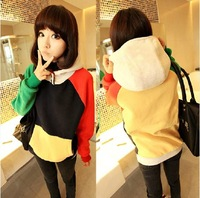 2013 autumn women's autumn casual long-sleeve pullover sweatshirt outerwear female spring and autumn top