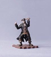 Free shipping Pirates of the Caribbean Blacksmith Sailor Birr Tena doll furnishing articles