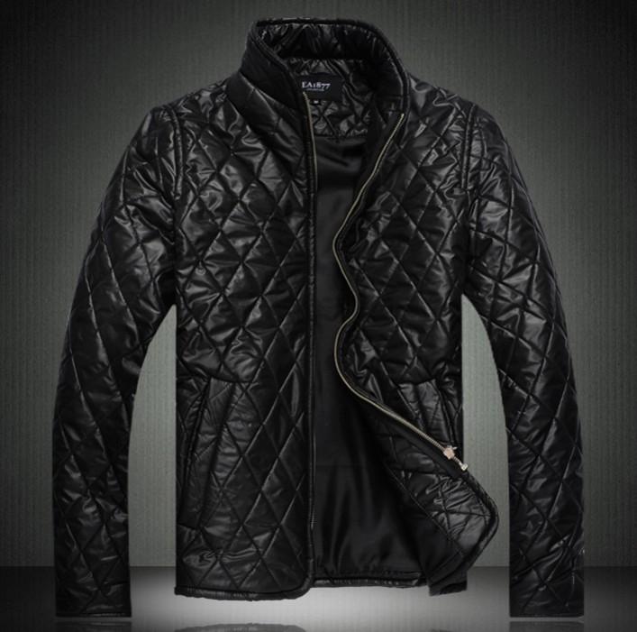 Hot Selling Men's Coat Jakcet wadded jacket plus 4XL 5XL 6XL ,High Quality Top Design Fashion Slim Cotton Coat for Men ~(China (Mainland))