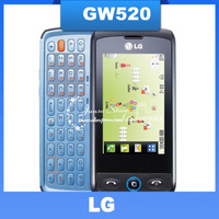Original LG Calisto Cookie 3G GW520 Unlocked Mobile Phone