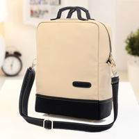 Bag multifunctional backpack preppy style women's backpack travel bag large capacity middle school students school bag