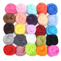 Broadened long pleated scarf candy color silk scarf elegant all-match transparent silk scarf female