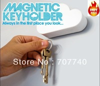 2014 Creative Cool Cloud-Shaped Magnetic Key Holder / Cloud Key Holder / Fashion key chain