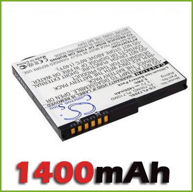PDA / Pocket PC Fit Fujitsu Siemens Loox 700 710 718 720 728 battery free shipping(China (Mainland))