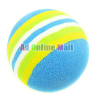 Soft Indoor Sponge Practice  Golf Balls  Training Aid Drop Shipping 20PCS/LOT