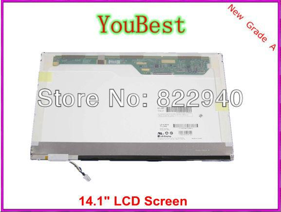 """14.1"""" WXGA Laptop LCD Screen For HP Pavilion DV4-1379NR DV4-1419CA DV4-1427NR(China (Mainland))"""