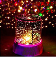 Colorful projection lamp gift birthday present for girlfriend gifts romantic
