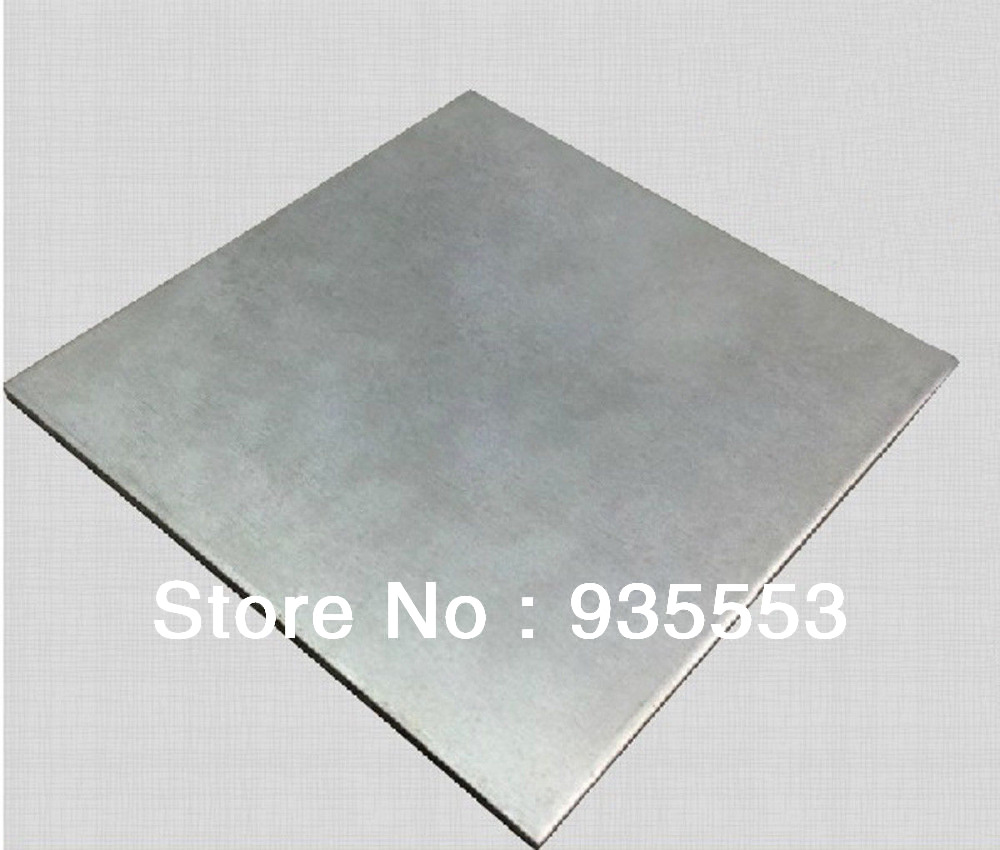 Nitinol Sheet Metal Titanium Metal Plate Sheet