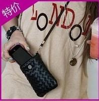 2014 women's handbag mobile phone bag bags iphone4 cross-body small bags