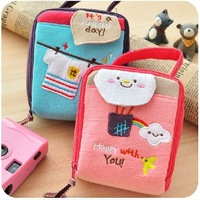 Cosmetic  storage camera grocery clutch women's small bag day clutch